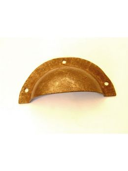 Handle Rust Lacquer 93mm