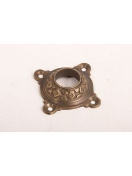 Rosette Brass Antique 43mm