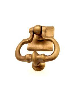 Door knocker bronze antique