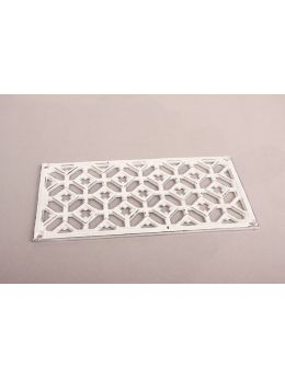 Grill (Register Vent) Antique White 12 x 24mm