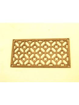 Grill (Register Vent) Rust Lacquer 12 x 24mm