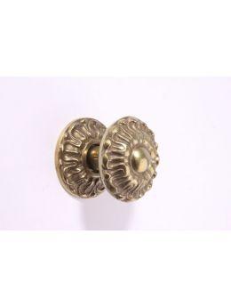 Door knob bronze antique 71mm