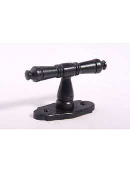 Window handle Black 7 x 92mm