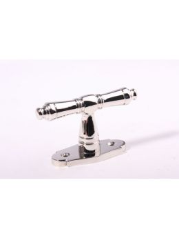 Window handle Bright Chrome 7 x 92mm