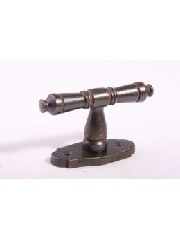 Window handle Rust Lacquer 7 x 92mm