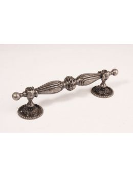 Handle silver antique 240mm