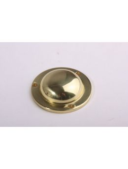 Cover cap Brass Polish 42mm