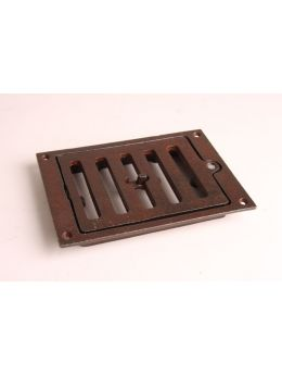 Grill (Register Vent) Rust Lacquer 12 x 175mm