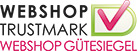 Webshop Trustmark Webshop Gütesiegel
